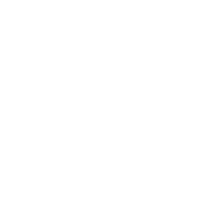 Tunel de ureche din corn negru cu inel alb